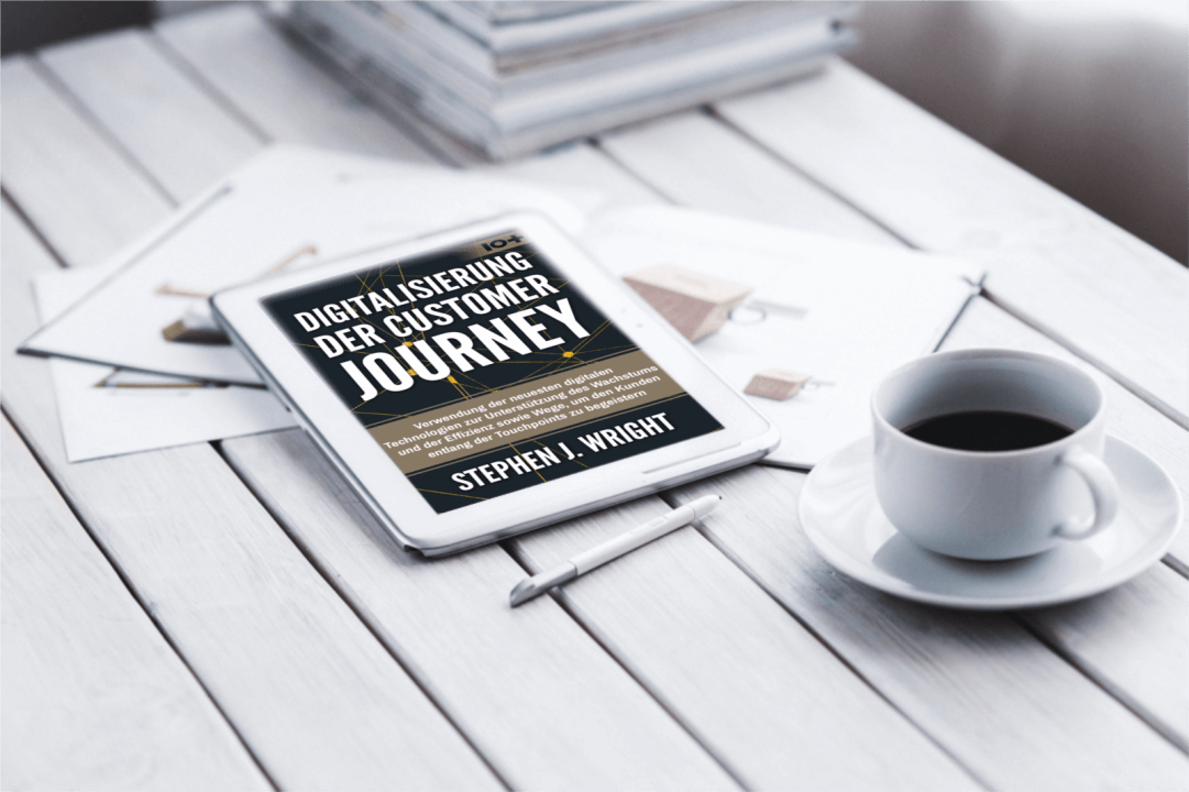 Digitalisierug der Customer Journey Buch von Stephen J. Wright